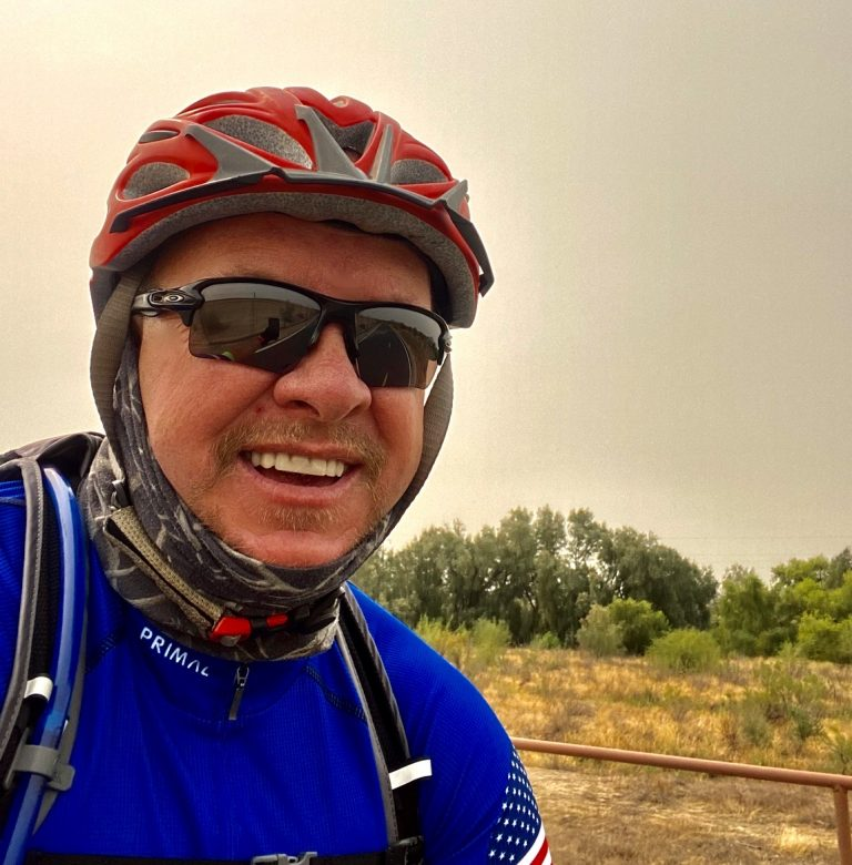 Our Stories: Crisis Unanswered, William Brown, Cycle2Rise Founder